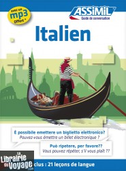 Assimil - Guide de conversation - Italien