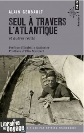 Editions Points aventure - Récit - Seul à travers l'Atlantique (Alain Gerbault)