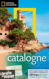 National Geographic - Guide de Catalogne