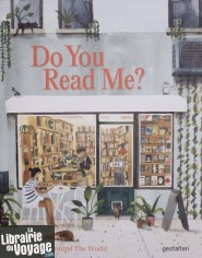 Editions Gestalten - Beau livre en anglais - Do you read me ? Bookstores around the world