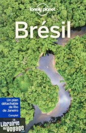 Lonely Planet - Guide - Brésil