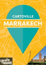 Gallimard - Guide - Cartoville de Marrakech