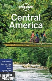 Lonely Planet - Guide (en anglais) - Central America