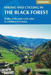Cicerone - Guide de randonnées (en anglais) - Hiking and cycling in the Black Forest