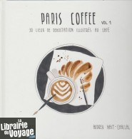 Editions In the Mood for - Guide - Paris Coffee Vol. A (Audrey Nait-Challal, Anna Gorvis)
