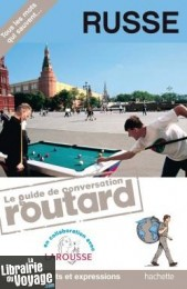 Hachette - Guide de Conversation Routard Russe
