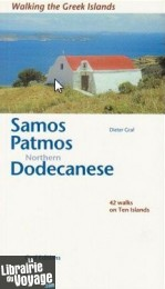 Cordée Editions - En anglais - Walking in Samos, Patmos, Northern dodecanese