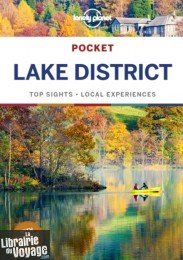Lonely Planet - Guide en anglais - Collection Pocket - Lake District