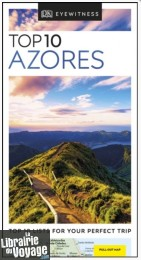 DK Eyewitness - TOP 10 travel guide (en anglais) - Azores (Açores)