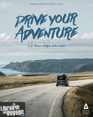 Editions Apogée - Guide - Drive your Adventure - La Norvège en van