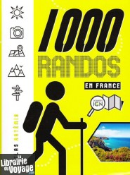 Editions Artemis - Guide - 1000 randos en France