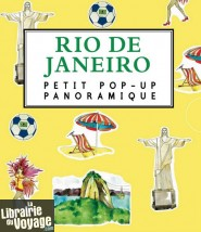 Editions Casterman - Petit pop-up panoramique de Rio de Janeiro