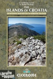 Editions Cicerone - Guide de randonnées (en anglais) - The Island of Croatia