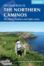 Editions Cicerone - Guide de randonnées (en anglais) - The Northern Caminos