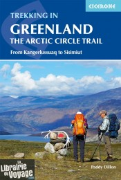 Editions Cicerone - Guide de randonnées (en anglais) - Trekking in Greenland - The artic circle trail
