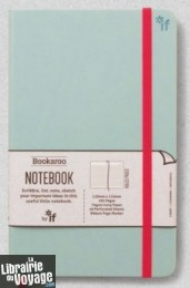 Editions If Compagny - Carnet - Bookaroo Notebook (Menthe)