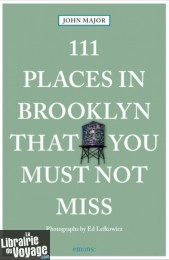 Emons Verlag - Guide en anglais - 111 Places in Brooklyn That You Must Not Miss