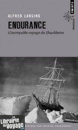 Editions Points Aventure - Récit - Endurance, L'incroyable voyage de Shackleton (Alfred Lansing)
