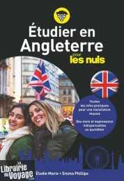 First Editions - Guide - Etudier en Angleterre - Collection Pour les Nuls