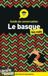 First Editions - Guide de Conversation - Le Basque - Pour les Nuls
