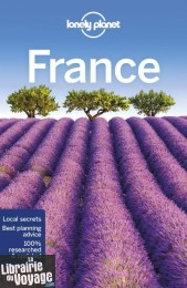 Lonely Planet - Guide (en anglais) - France