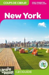 Gallimard - Géoguide (collection coups de cœur) - New York
