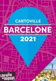 Gallimard - Guide - Cartoville - Barcelone