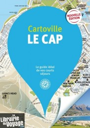 Gallimard - Guide - Cartoville - Le Cap
