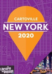 Gallimard - Guide - Cartoville - New York