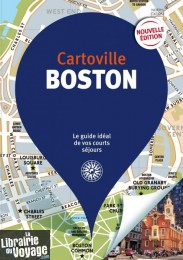 Gallimard - Guide - Cartoville - Boston