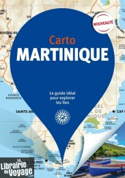 Gallimard - Guide - Cartoguide - Martinique