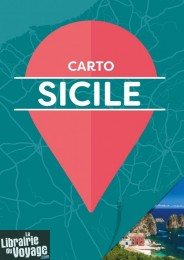 Gallimard - Guide - Cartoguide Sicile