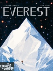 Gallimard Jeunesse - Documentaire - Everest - Sangma Francis - Lisk Feng