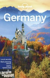 Lonely Planet - Guide (en anglais) - Germany (Allemagne)