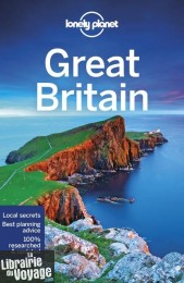 Lonely Planet (en anglais) - Guide - Great Britain