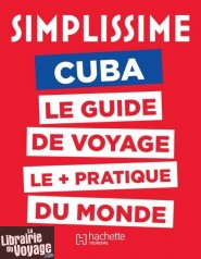 Hachette - Collection Simplissime - Guide - Cuba