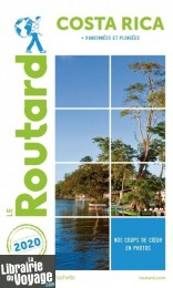 Hachette - Le Guide du Routard - Costa Rica - Edition 2020