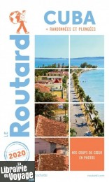 Hachette - Le Guide du Routard - Cuba - Edition 2020