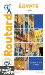 Hachette - Le Guide du Routard - Egypte - Edition 2020