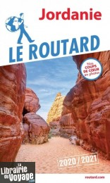 Hachette - Le Guide du Routard - Jordanie - Edition 2020