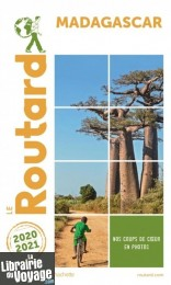 Hachette - Le Guide du Routard - Madagascar - Edition 2020