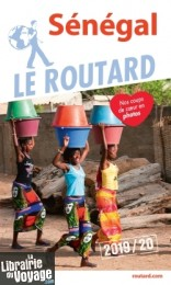 Hachette - Le Guide du Routard Sénégal - Edition 2019/2020