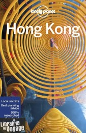 Lonely Planet - Guide en anglais - Hong Kong