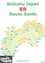 Buyodo Co. Ltd - Guide de Randonnée en anglais - Shikoku Japan 88 Route Guide