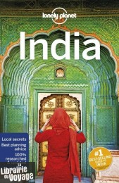 Lonely Planet - Guide en anglais - India (Inde)
