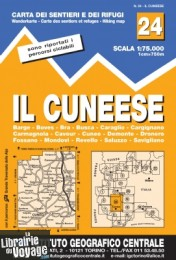 Istituto Geografico Centrale (I.G.C) - N°24 - Il Cuneese
