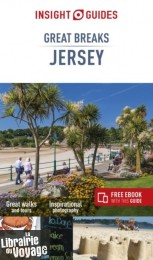 Insight Guides - Guide (en anglais) - Great Breaks Jersey