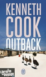 Editions J'ai lu - Roman - Outback (Kenneth Cook)