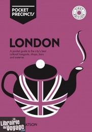 Hardie Grant Books - Guide en anglais - Pocket precincts - London