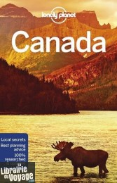 Lonely Planet - Guide en anglais - Canada